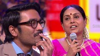 Gambar cover Dhanush Gets Emotional On Saranya's Speech