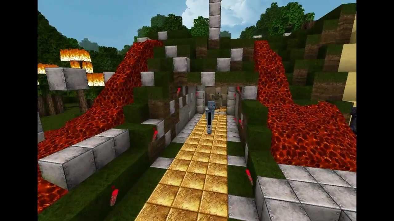 minecraft adventure maps 1.8 co-op