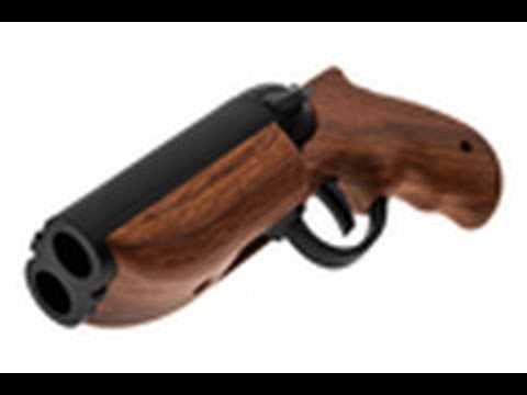 paintball guns shotgun