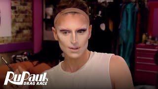 BenDeLaCreme Schools Milk On Drag Herstory 'Deleted Scene' | RuPaul's Drag Race All Stars 3