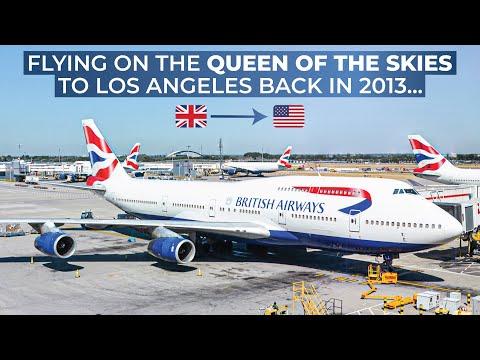 TRIPREPORT | British Airways (Economy) | Vienna - London Heathrow - Los Angeles | Boeing 747-400