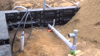 видео Укладка цокольного фундамента: как правильно осуществить