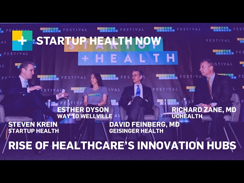 The Rise of Healthcare's Emerging Innovation Hubs: NOW #113