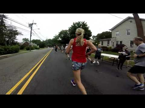 New Milford 5k -  Race Footage 2017