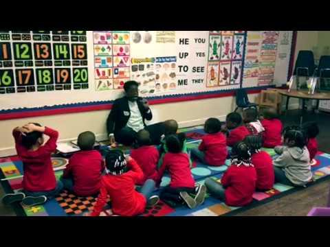 "Kingdom Kids Books ""Author Visit"""