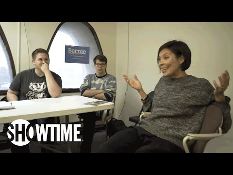 College Students Campaign for Bernie Sanders | THE CIRCUS | SHOWTIME