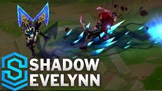 Shadow Evelynn (2017) Skin Spotlight - League of Legends