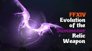 FFXIV Evolution of the Summoner Relic Weapon [Feat. Phoenix Theme (From the Ashes)]