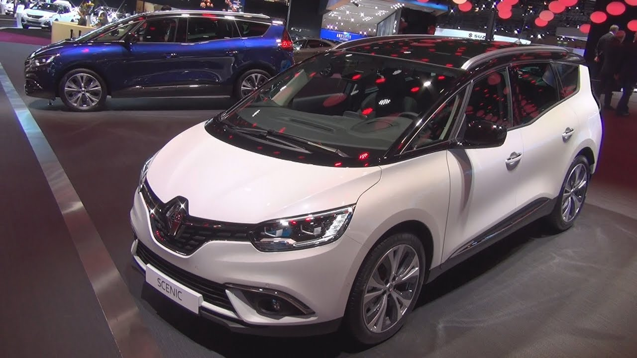 renault grand scenic intens 7p energy dci 130 2017 exterior and interior youtube. Black Bedroom Furniture Sets. Home Design Ideas