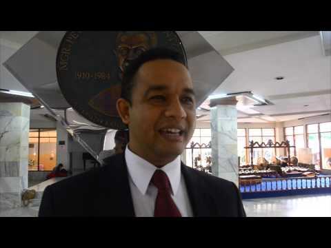 Media Parahyangan Interview : Anies Baswedan (Ketua Yayasan Gerakan Indonesia Mengajar)