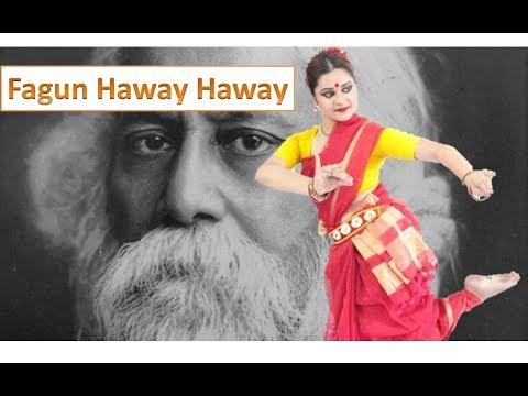 Fagun Hawai Hawai ( Rabindra Sangeet ) | Antara Bhadra