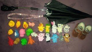 ДЕТСКИЕ ТОВАРЫ с Алиэкспресс ч.2 зонт на коляску, обувь, марионетки, фиксатор игрушек, для купания
