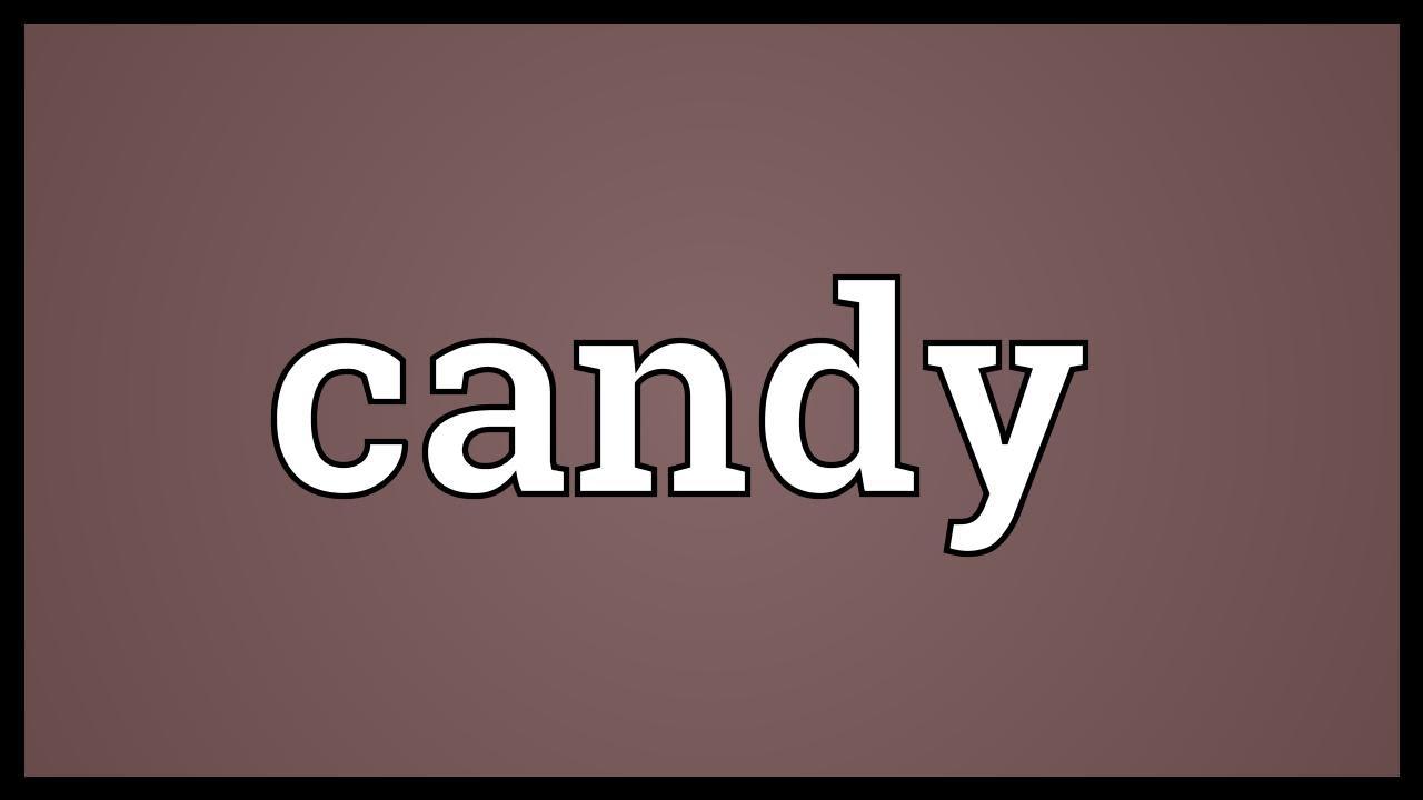 Candy lyrics meaning
