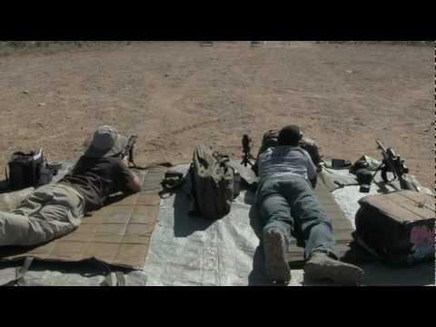 Snipers Hide 25 Yard Rimfire Target Challenge