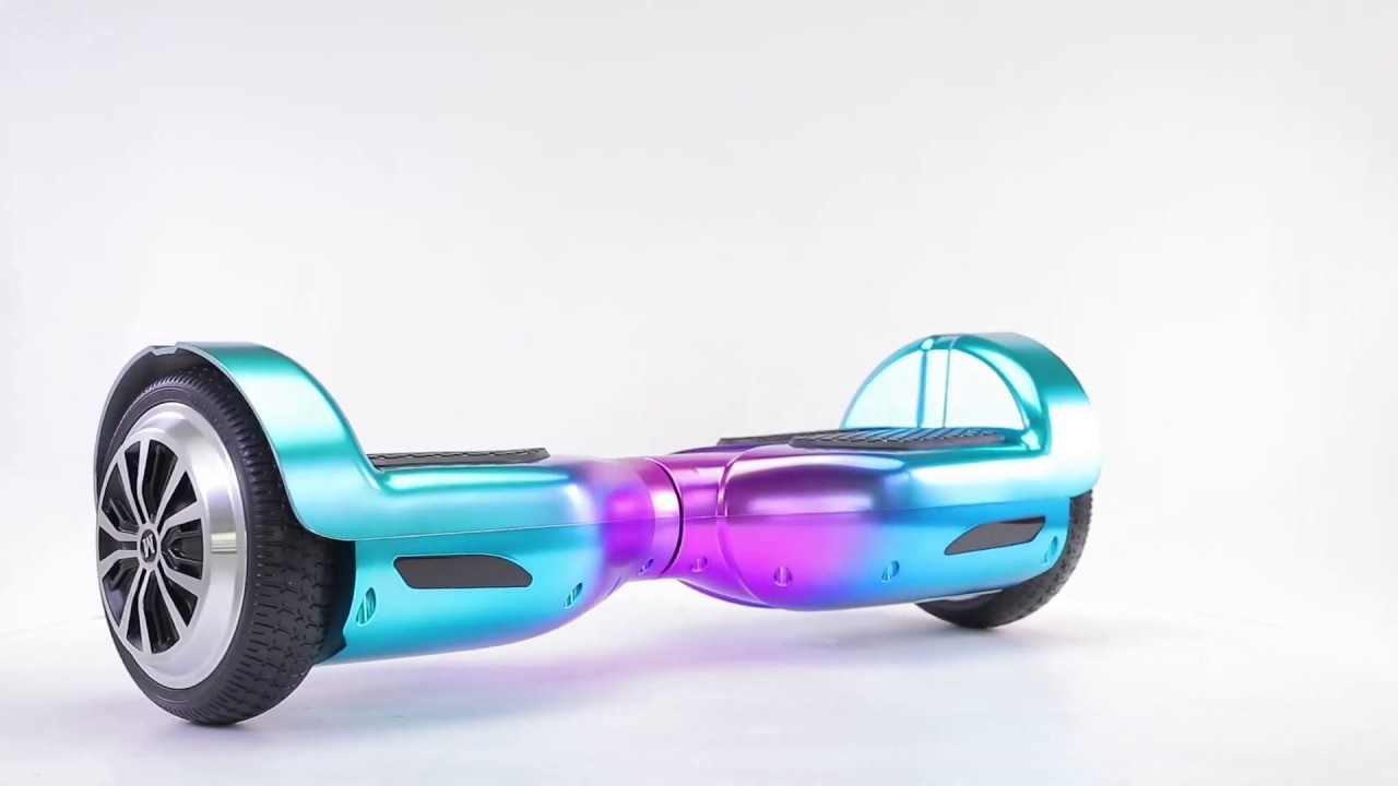 Megawheels TW06 Hoverboard Released - YouTube
