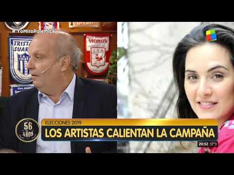 Hernán Lombardi en Polémica en el Bar (07/08/19)