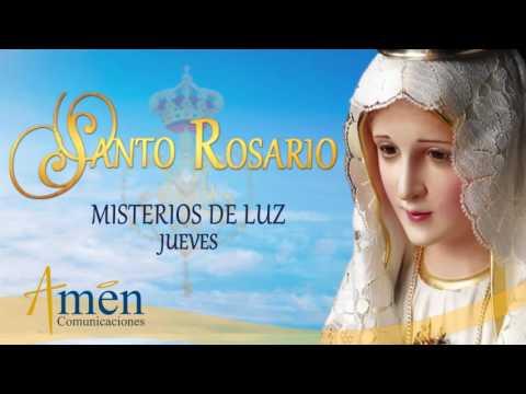Santo Rosario en Audio - Misterios de Luz - Jueves