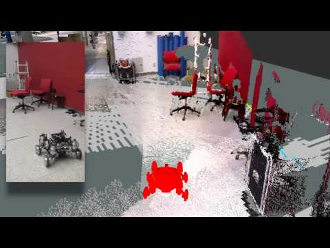 Robot Mapping by  matlabbe on YouTube
