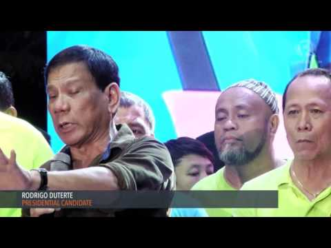 Duterte speech at MAD for Change Part 2