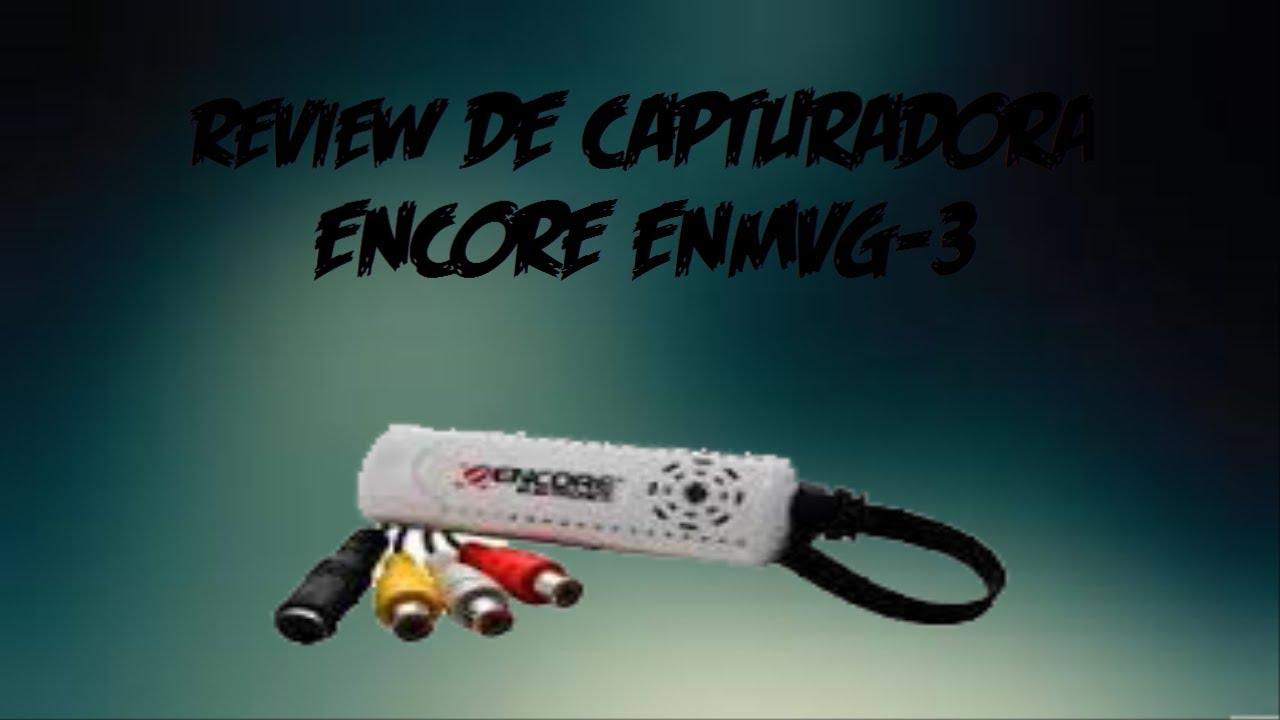 CAPTURADORA USB ENCORE WINDOWS 8.1 DRIVERS DOWNLOAD