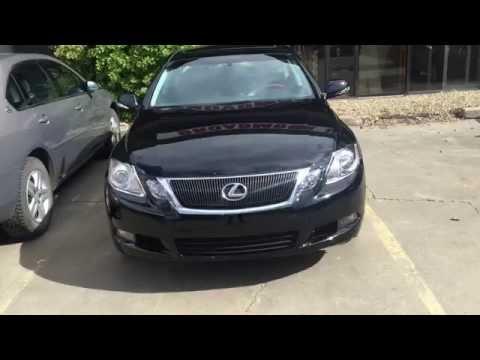 Lexus Sedan – Before & After Auto Body Repair in Sherwood Park Alberta