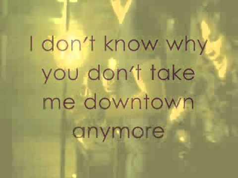 Lady Antebellum- Downtown Lyrics