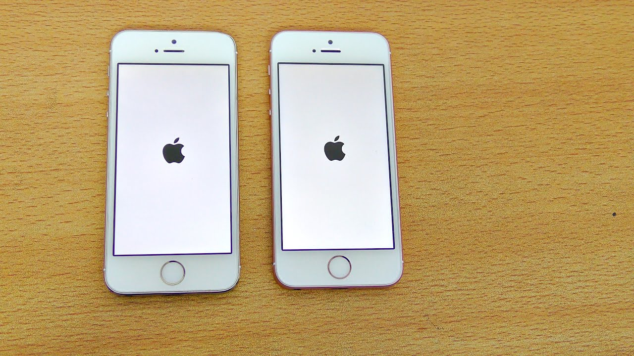 IPhone SE Vs 5S