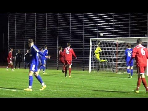 SpVgg Unterhaching vs. 1.FC Bayern München U19 am 10.11.17 #NiklasPfister