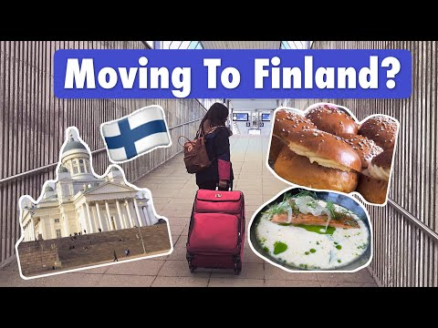 EVERYTHING YOU NEED TO KNOW BEFORE MOVING TO FINLAND!🇫🇮