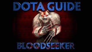 Dota гайд Strygwyr Bloodseeker
