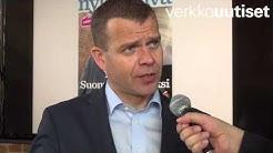 """Petteri Orpo Sibeliustalolla: """"Nykyinen hallitus haluaa jatkaa"""""""