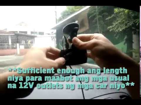 800 Peso Dashcam (unboxing And Mini Review) From Lazada