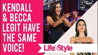 Becca Kufrin and Kendall Jenner Have the Same Voice