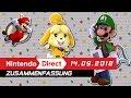 Nintendo Direct 14.09.18 - Zusammenfassung und meine Meinung