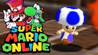 Zu klein für alles! :( | 11 | Super Mario 64 Online