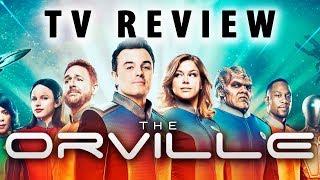 "Seth MacFarlane's ""The Orville"" – TV Show Review by @JonPaula"