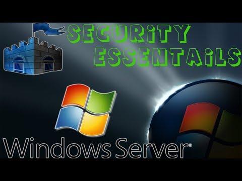 Microsoft Security Essentials Hack! 0x8004FF04   Unter Win8.X    2008 SP2 - 2012 R2 Installierbar!