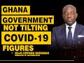 KOJO OPPONG NKRUMAH OPENS UP ABOUT COVID 19 IN GHANA