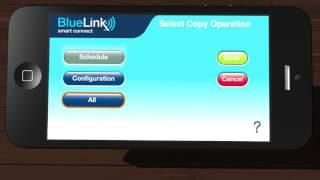 Braeburn BlueLink Smart Connect App - QuickCopy Feature
