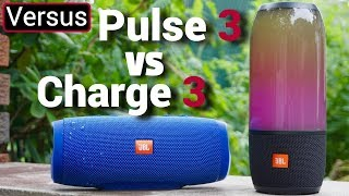 JBL Pulse 3 Vs JBL Charge 3 - Sound Or Looks?