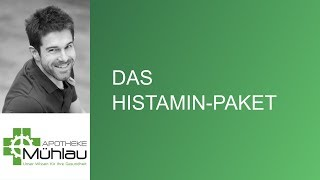 Das Histamin-paket - Hilfe Bei Histamin-intoleranz