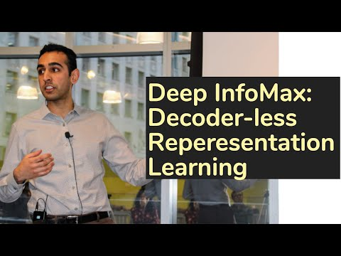 Deep InfoMax: Learning Deep Representations By Mutual Information Estimation And Maximization   AISC