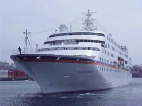 Cruise ship C.COLUMBUS