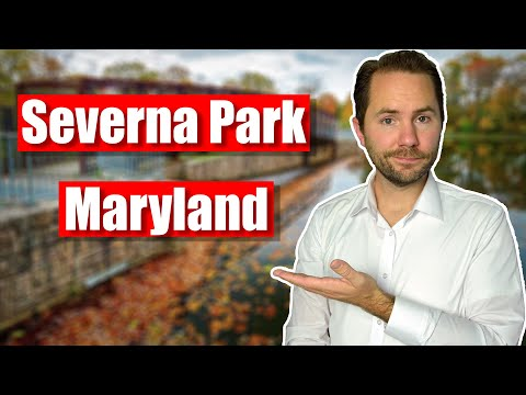 What It's Like Living In Severna Park Maryland