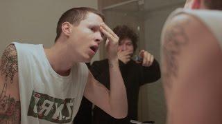 Shaving Eyebrow Prank