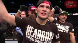 khabib nurmagomedov vs tony ferguson ufc on fox 19   fight promo   april 16 2016   cancel