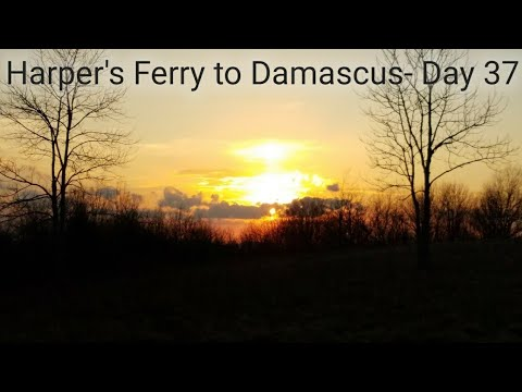 Harper's Ferry to Damascus- Day 37 Appalachian Trail 2018