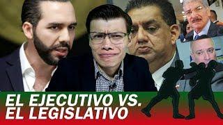 EL EJECUTIVO VS. EL LEGISLATIVO - SOY JOSE YOUTUBER