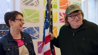 Trailer WHERE TO INVADE NEXT - Michael Moore