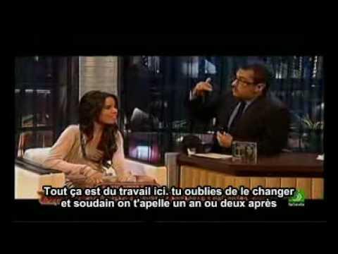 Beatriz Luengo entrevista en Buenafuente